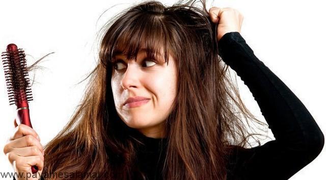 عامل اصلی ریزش مو در زنان