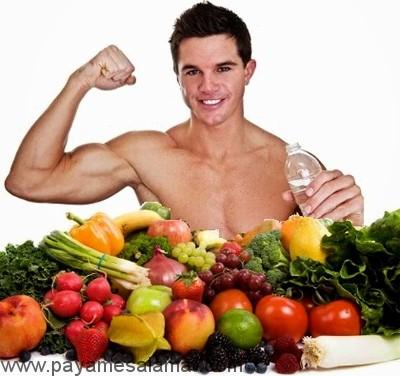 7 ماده غذایی عضله ساز در مردان