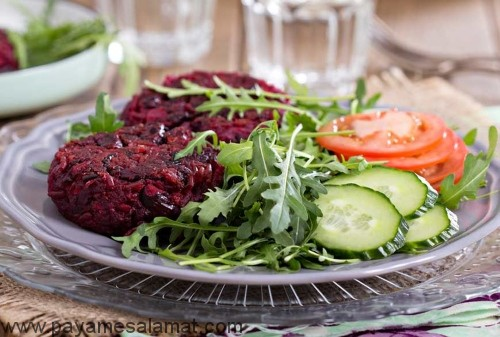 ۴ مزیت گیاهخواری