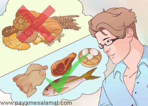 چند راه برای کاهش تری گلیسیرید