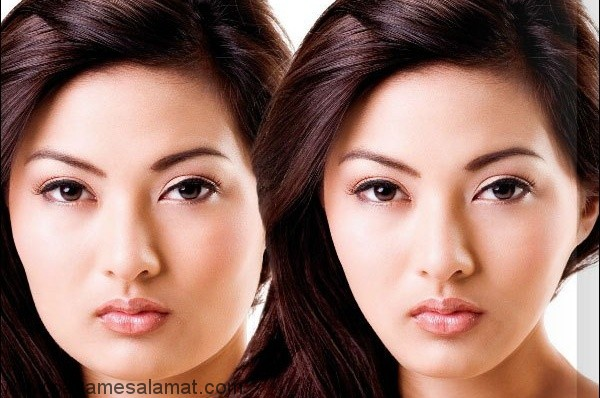 روش های ساده برای لاغر کردن صورت