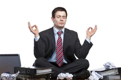 راهنمای لازم برای کنترل استرس