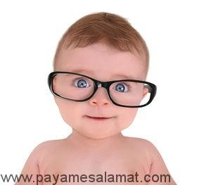 رشد بینایی و شنوایی در نوزاد