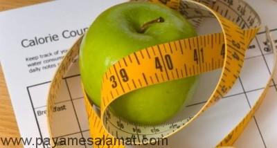 ۷ اصل کاهش وزن