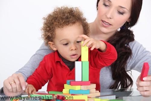 نقاط عطف رشد در کودک 3 ساله