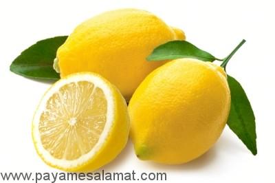 خواص لیمو برای سم زدایی کبد