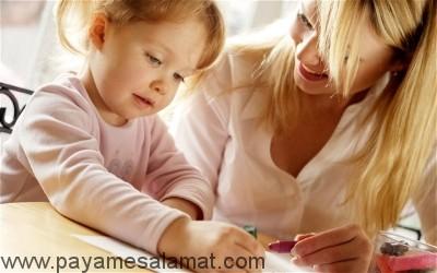 چرا بارداری علت اختلال در یادگیری و ادراک است؟