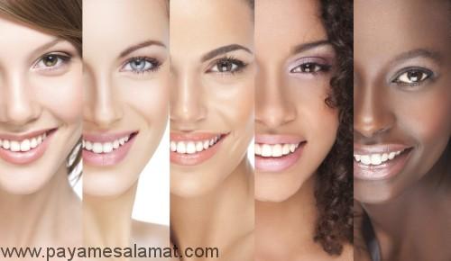 انواع پوست را بشناسید