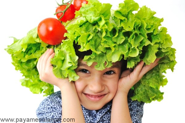 چند نکته ساده برای شکل گیری عادات غذایی سالم در کودکان