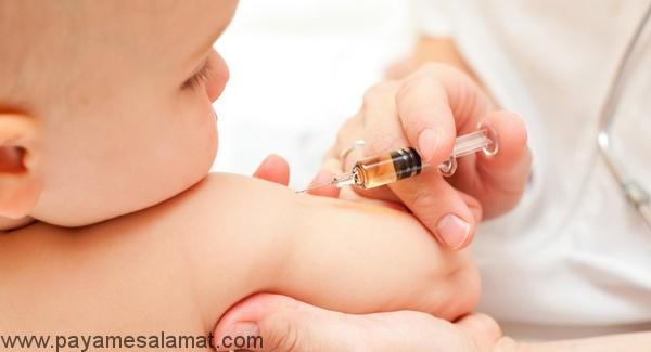 کودکان خود را قبل از سفر واکسیناسیون کنید