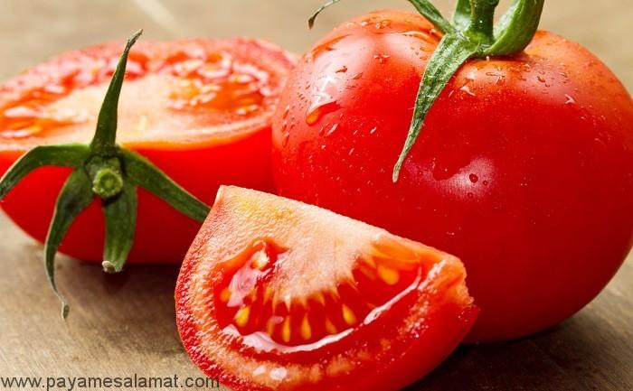 خواص گوجه فرنگی و تاثیر آن بر بیماری ها