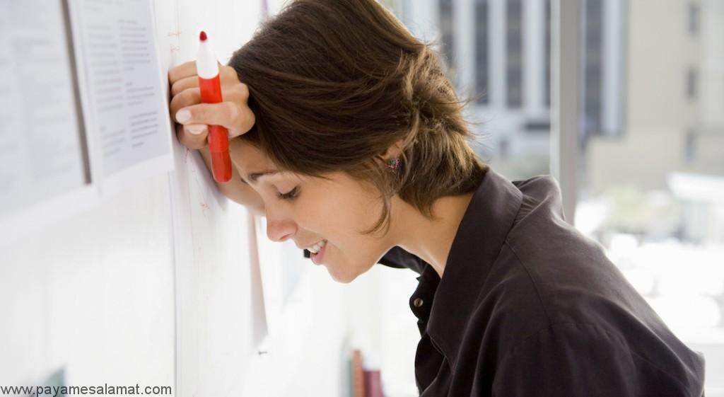 راه هایی برای کاهش استرس شغلی