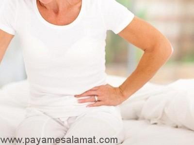 علت درد سمت چپ و پایین شکم