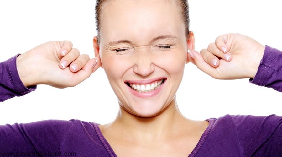 علت خارش گوش و درمان های طبیعی آن