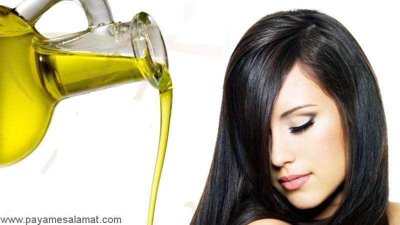 چرا روغن زیتون برای مو مفید است؟
