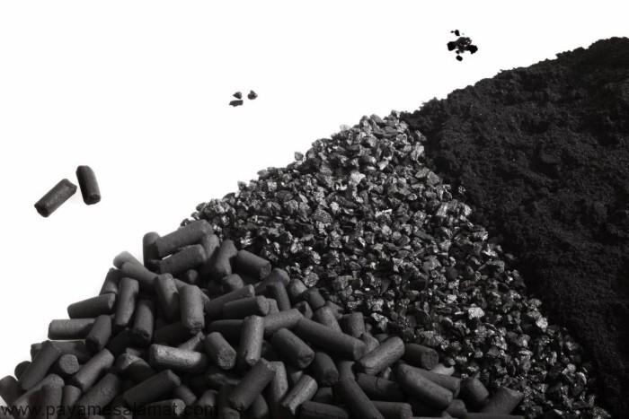 قیمت فیلتر گرانولی و رولی کربنی