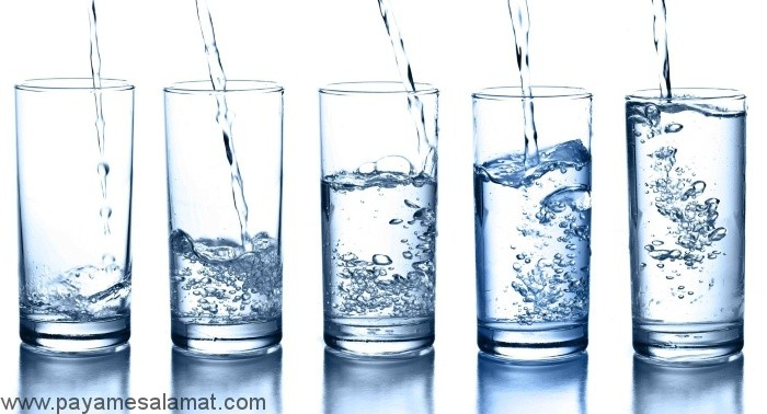 خواص آب قلیایی و طرز تهیه آن در خانه