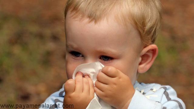 آنچه که مادران باید در مورد سرماخوردگی نوزادان بدانند