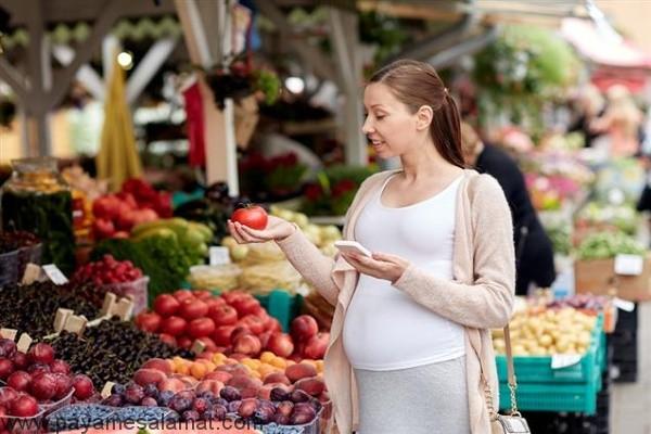 نکات مهم در مورد رژیم غذایی قبل از بارداری