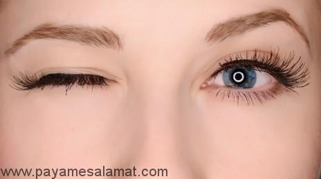 علل پرش پلک و یا نبض چشم