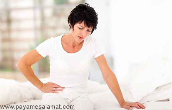سیزده علت ممکن برای درد تخمدان و درد ناحیه لگن