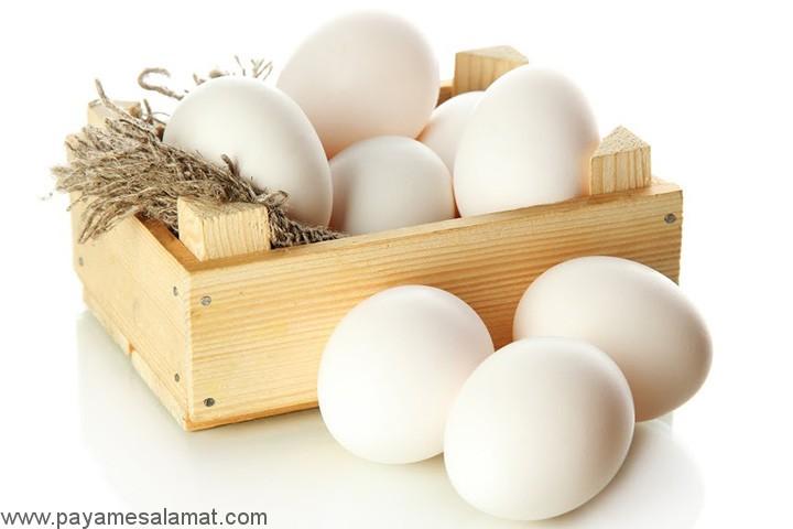 برترین فواید مصرف تخم مرغ