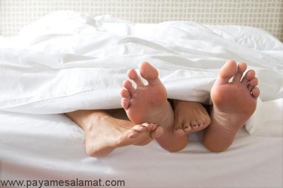 بهترین پوزیشن های رابطه جنسی برای باردار شدن