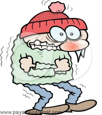 علل شایع و درمان لرز بدون تب