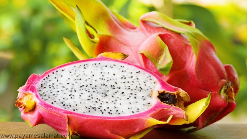 شگفت انگیزترین خواص میوه دراگون ( اژدها) برای سلامتی