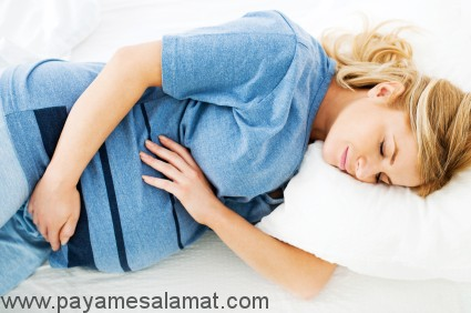 بی خوابی در دوران بارداری