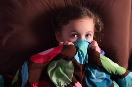 چه عواملی باعث کابوس در کودکان می شود؟