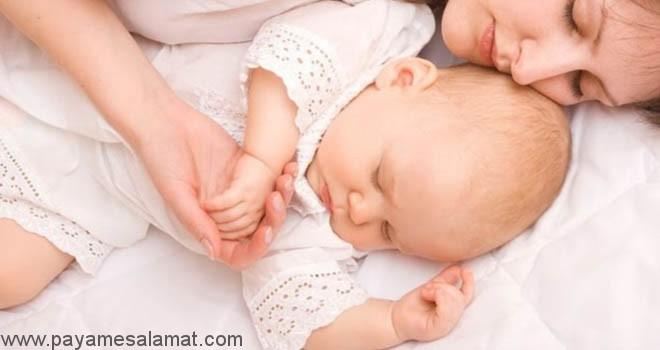 سندرم مرگ ناگهانی نوزاد (SIDS)