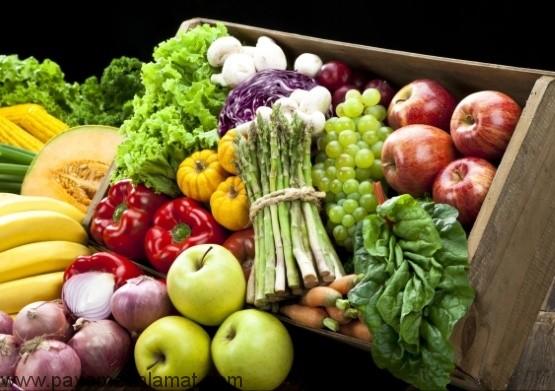 یک رژیم غذایی گیاهی در دوران بارداری