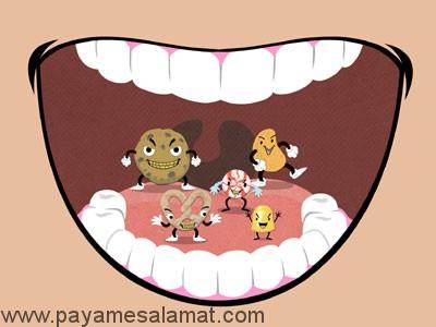روش های جرم گیری دندان ها در خانه