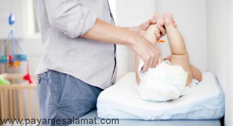 دانستنی های مهم در مورد مدفوع نوزاد