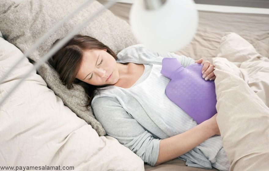 اسهال در دوران بارداری