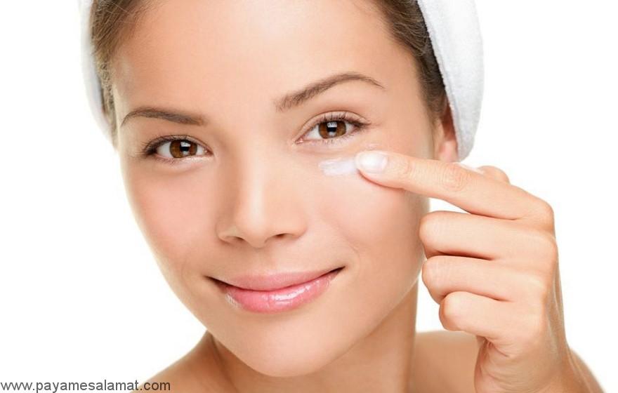 بهترین درمان ها برای خشکی پوست دور چشم