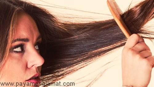 آیا ریزش مو در دوران بارداری طبیعی است؟