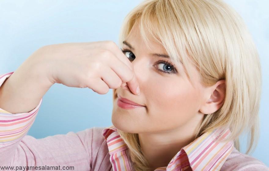 چگونه از شر بوی بد واژن خلاص شویم