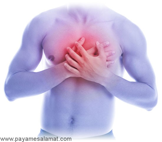 درد قفسه سینه و مهمترین علل ایجاد آن