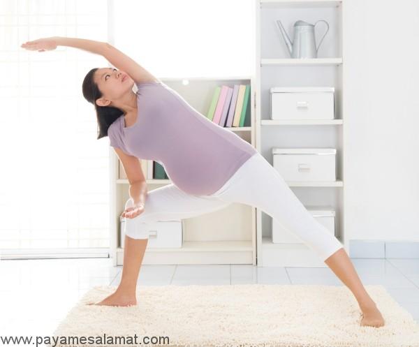 راه های ایمن برای رفع کم خوابی در دوران بارداری