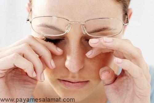 علت درد چشم و درمان های موثر برای آن