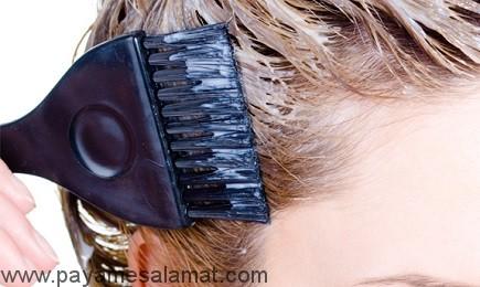 جایگزین طبیعی برای رنگ مو های شیمیایی