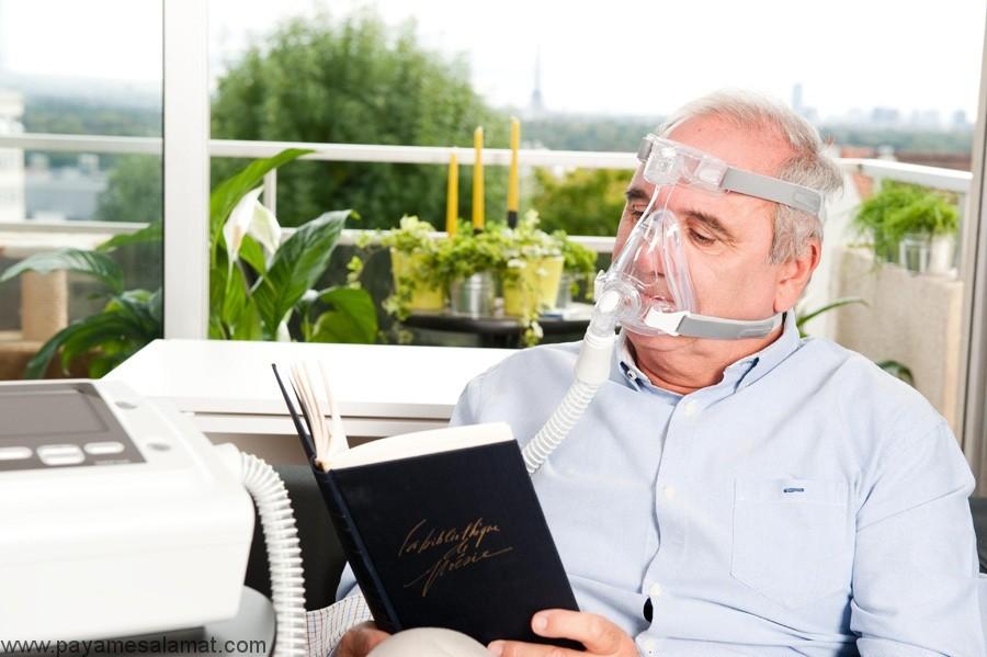 سندرم چاقی کاهش حجم هوای تنفسی چیست؟