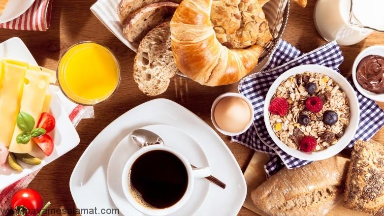 صبحانه
