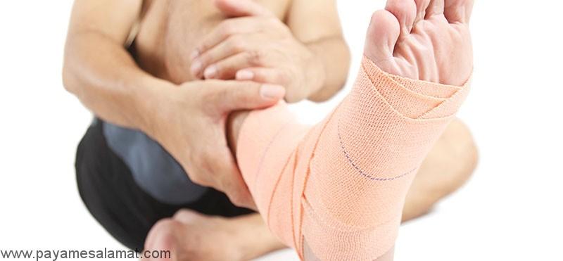 علت آسیب به بافت های نرم بدن