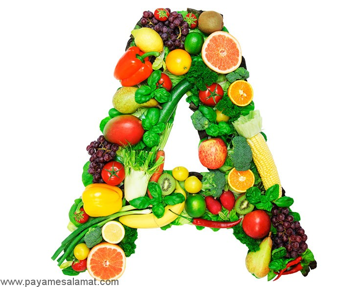 علل و علائم کمبود ویتامین A و بهترین منابع تامین آن