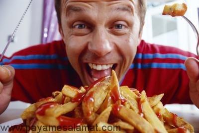 علت کمر درد بعد از غذا خوردن