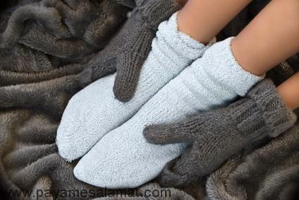 علت سرد شدن دست و پا چیست و چگونه درمان می شود؟