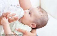 حساسیت به شیر در نوزادان